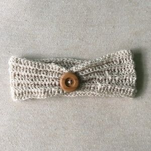 Other - Hand-crocheted Infant Headwrap